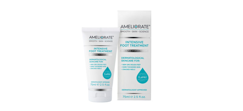 Ameliorate Foot Treatment