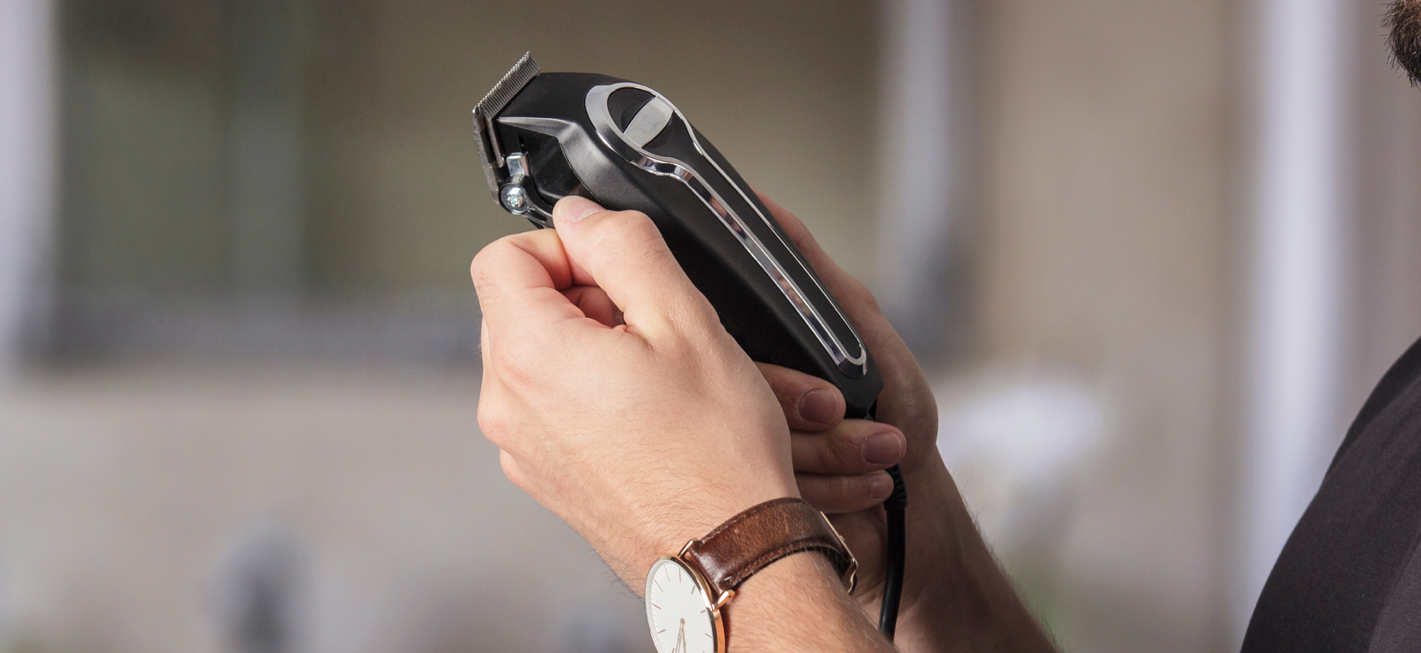 wahl taper lever