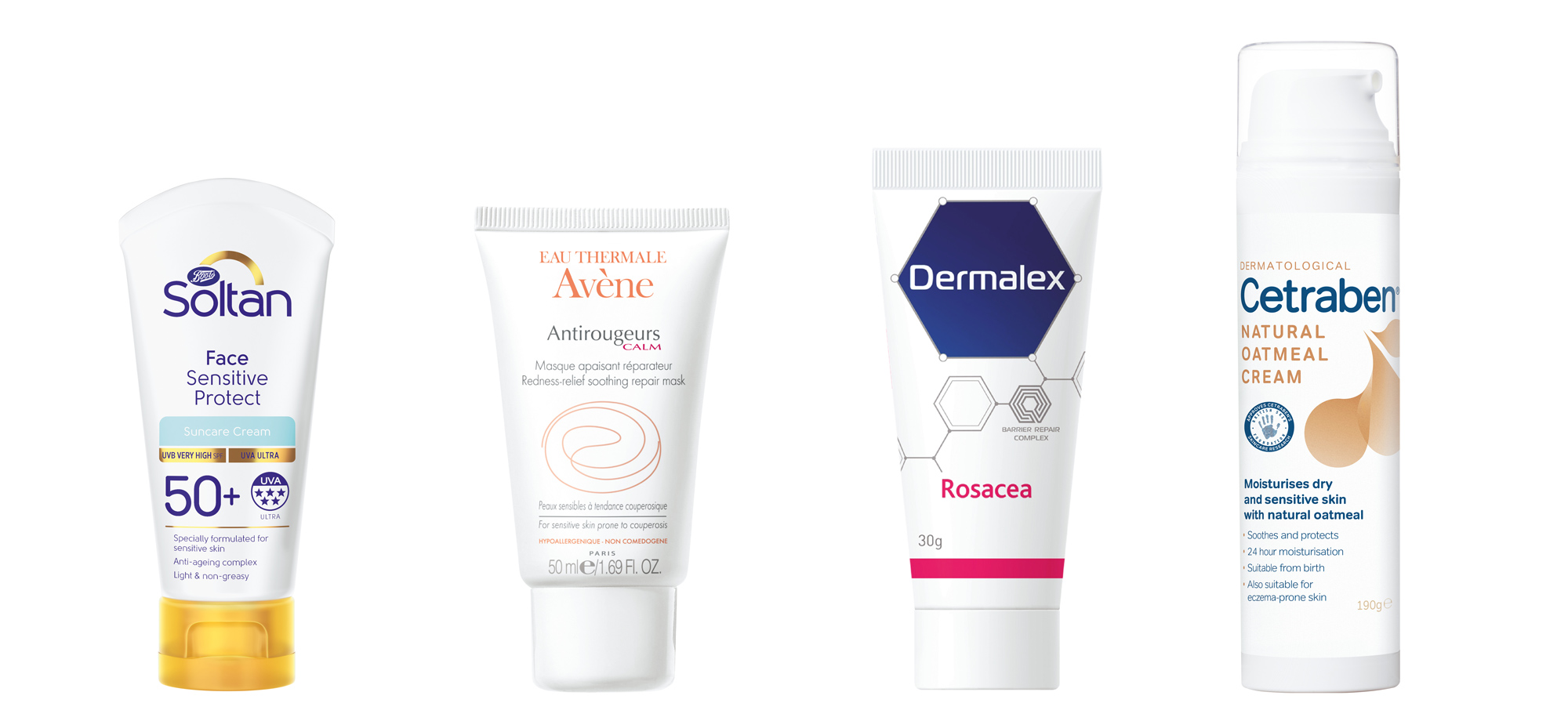 anti-redness, suncare, rosacea, red skin